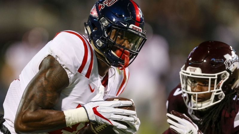 Sport  NFL Draft 2019  Twitter reacts to photo of jacked WR D.K. ... 333b7ebb4