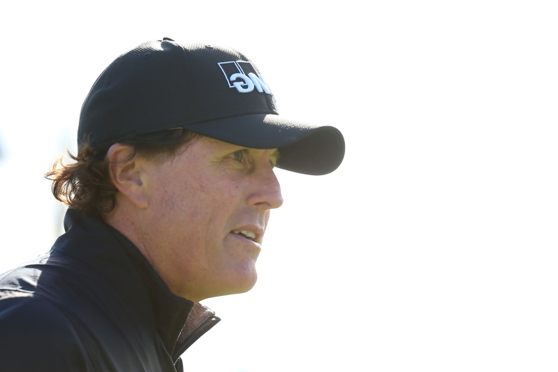 Phil Mickelson poised to pocket landmark Pebble Beach Pro-Am win