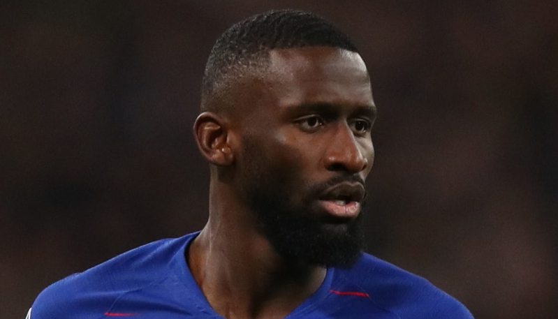 Rudiger confronts Chelsea fan after Manchester City defeat