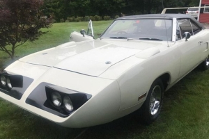 Survivor 1970 Plymouth Road Runner Super Bird Needs New Home