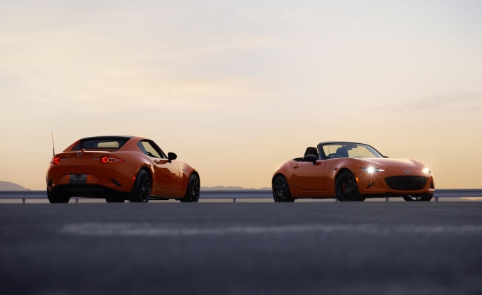 The 2019 Mazda MX-5 Miata 30th Anniversary Edition Remembers All the Times We Had Together