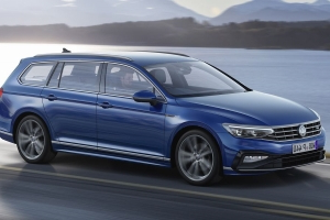 The European Volkswagen Passat Is Still a Lot Cooler Than the American One