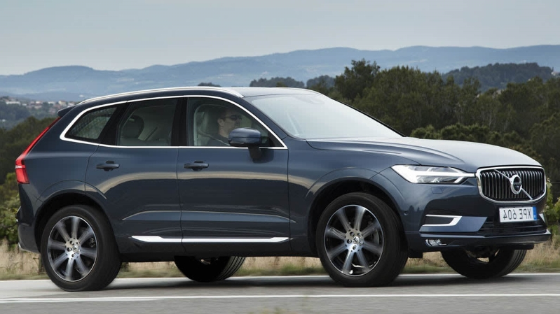 Volvo XC60 Recalled for Faulty Power Liftgate