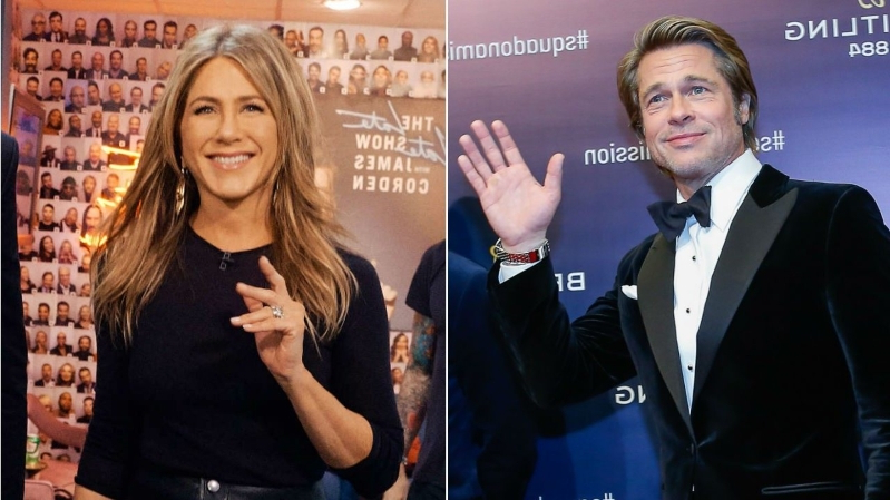 Why Brad Pitt Decided to Go to Jennifer Aniston's Birthday Party (Exclusive)