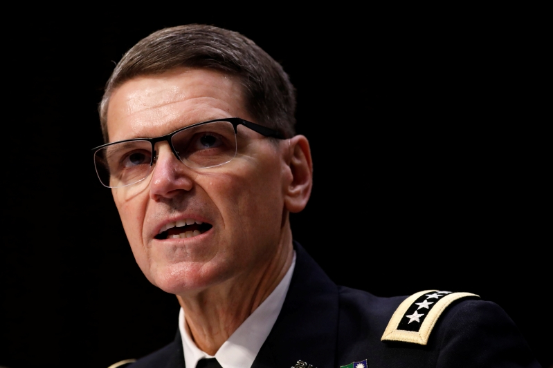 Withdrawal of U.S. forces in Syria likely to start in 'weeks': U.S. general