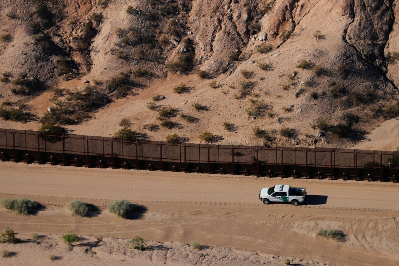 US: Border Patrol arrests 330 in New Mexico, many of them