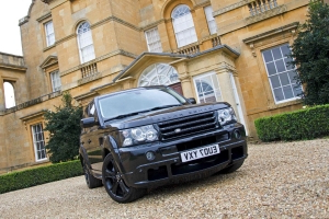 David Beckham's Range Rover for sale – at one-sixth of original price