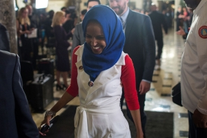 Democratic leaders not looking to punish Ilhan Omar after her apology for anti-Semitic remarks