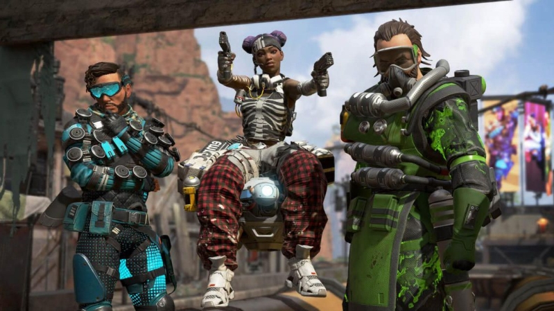 Fortnite, look out: Apex Legends tallies 25 million players a week after launch