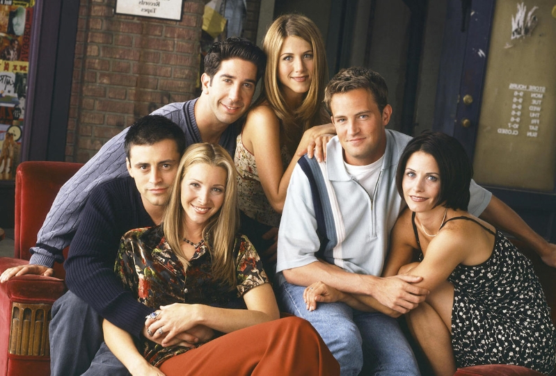 Friends, CW Shows Likely to Exit Netflix for Warner's New Streaming Service
