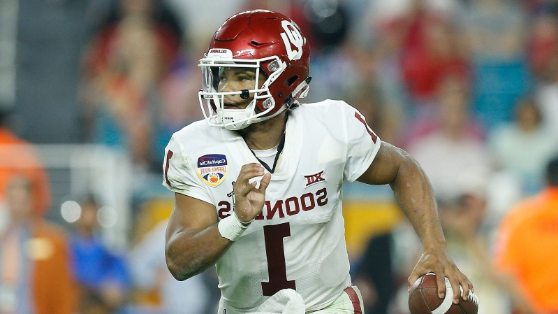 Imagining a world where the Patriots drafted Kyler Murray
