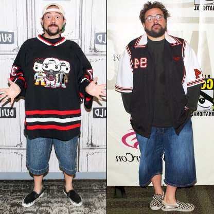 Jay and Silent Bob's Kevin Smith Feels 'Wonderful' After 58-Lb. Weight Loss