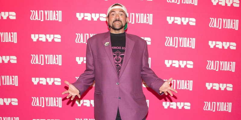 Kevin Smith feels 'wonderful' after losing 58 pounds following heart attack