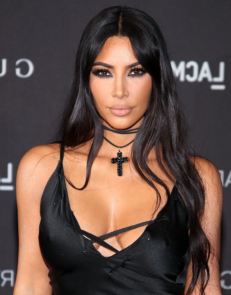 Kim Kardashian Shares the Secret to Avoiding Laugh Lines on Her Face: 'Don't Smile'