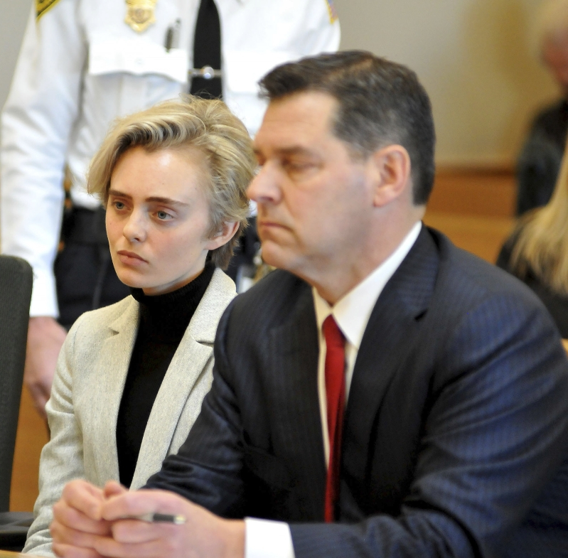 Michelle Carter begins serving 15-month jail sentence as lawyers lose bid for stay in texting suicide case