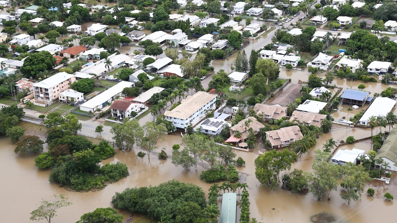 One dead after infection outbreak linked to Townsville floods