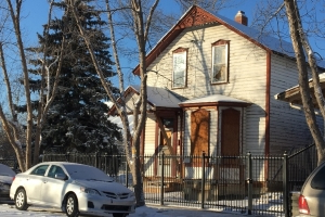 One of Calgary's oldest homes to be restored