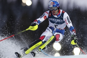 Pinturault ends long wait for individual skiing gold