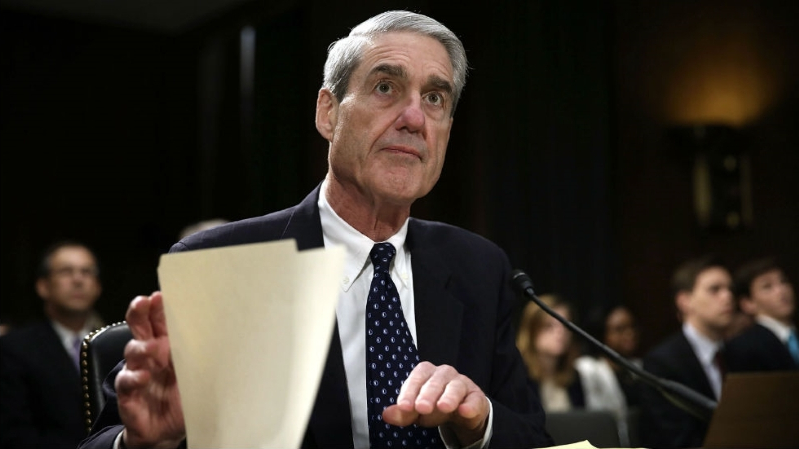 Prosecutors make secret filing in case linked to Mueller