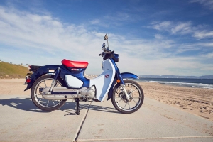 Riding The World's Friendliest Motorcycle, The Honda Super Cub