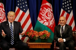 The Afghan Government Is Missing From Afghanistan's Peace Process