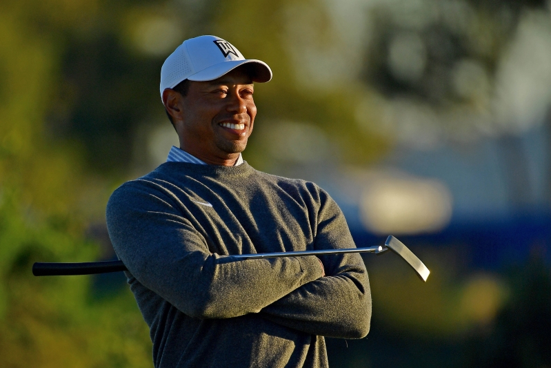355a735e7 Tiger s involvement at the Genesis Open takes on new dimension as he hosts  Celebrity Cup at