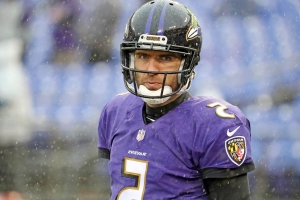 Broncos agree to trade for Joe Flacco in deal with Ravens, per reports
