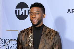Chadwick Boseman to Star in Spike Lee's Next Movie for Netflix