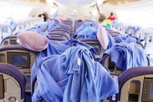 Finally! An Answer to Why It's So Cold on Airplanes