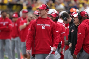 Scott Frost says Nebraska football 'miles ahead of where we were a year ago'
