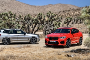 The 2020 BMW X3 and X4 M Arrive with up to 503 HP