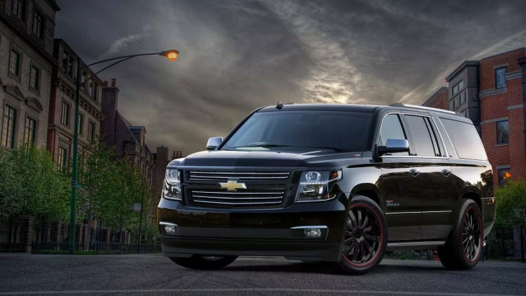 News: 2019 Chevrolet Tahoe and Suburban SVE versions get 1,000
