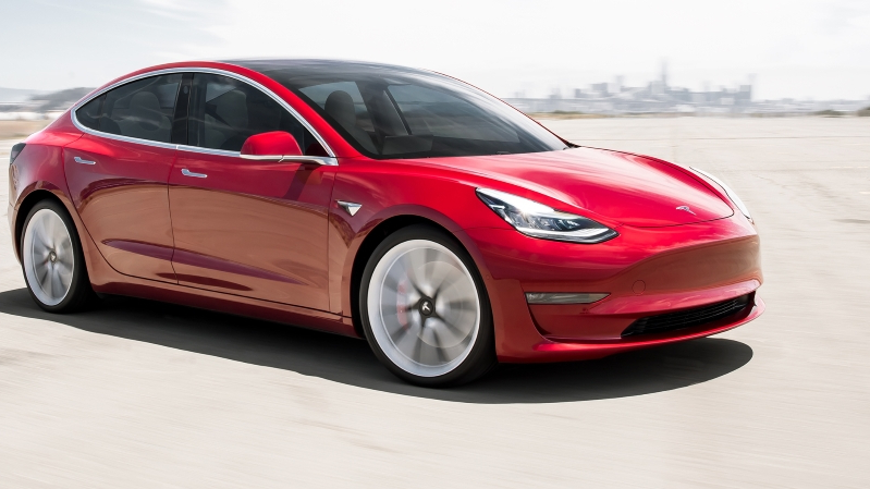 News Driving A Tesla Model 3 Performance In The Cold Could Void