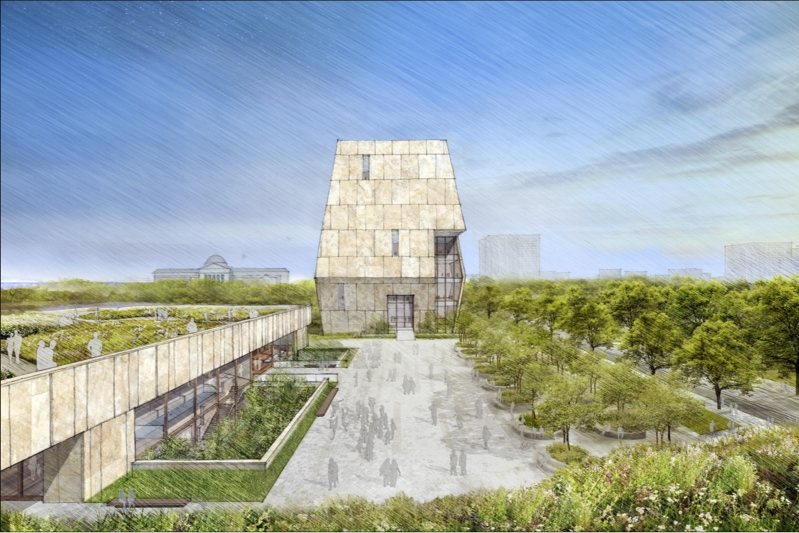 US: Lawsuit means Chicago Obama library plan no sure thing