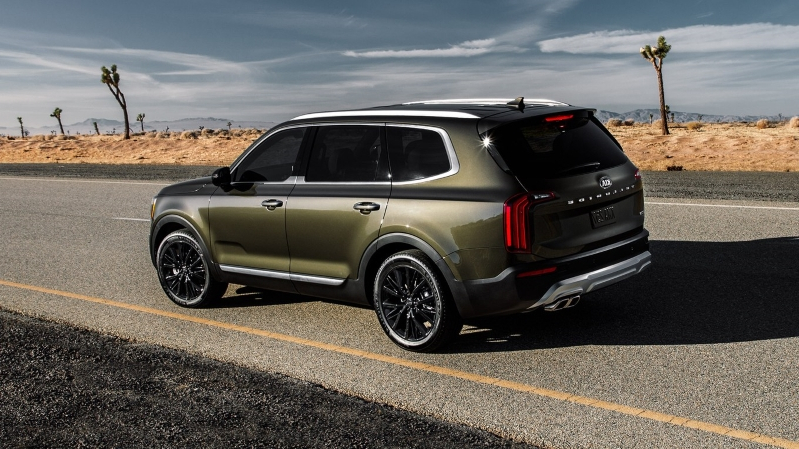 2020 Kia Telluride First Drive Review Kia S Trump Card Youtube
