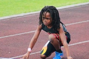 Us News The Next Usain Bolt Meet The 7 Year Old Sprinter Who Might Be The Fastest Kid You Ve Ever Seen Pressfrom United Kingdom