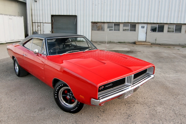 1969 Dodge Charger R/T Revived After Near Disaster