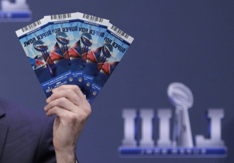Accused Super Bowl ticket swindler caught after being rude to teenage spa employee
