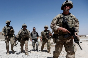 Exclusive: U.S. may trim over 1,000 troops from Afghanistan in belt-tightening - general