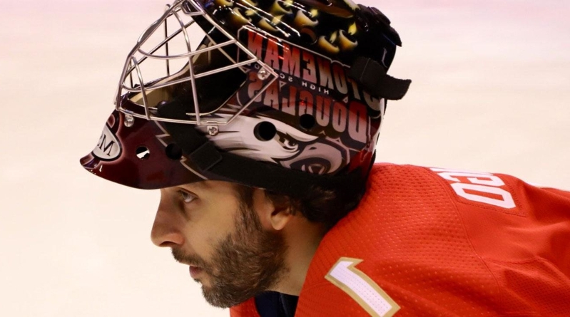 Sport Florida Panthers Roberto Luongo Honor Lives Lost In Parkland