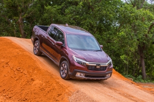 Honda recalls 106,000 Ridgelines because soap can cause a fuel leak