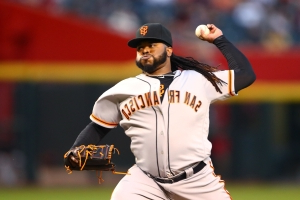 Johnny Cueto's beloved horse died from eating poisonous grasshoppers