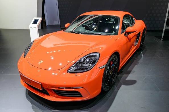 Porsche 718 Cayman GT4 2019: spy shots, specs, prices and release