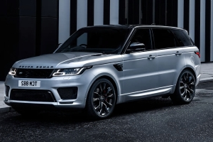 Special Edition Range Rover Sport HST Showcases New 395-HP Inline-Six