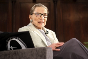 Supreme Court Justice Ruth Bader Ginsburg returns to court for first time since cancer surgery