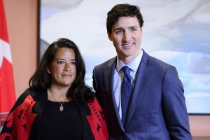 Trudeau says Wilson-Raybould shuffled out as attorney general due to Brison's departure