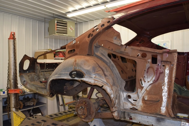 Watch This 1969 Yenko Chevelle Go From Barn Find to Beautiful