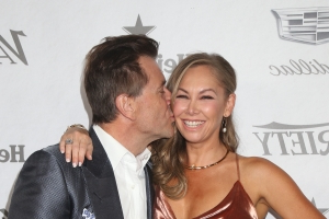 Kym Herjavec Shows Off Her Post-Baby Body Transformation 9 Months After Giving Birth to Twins
