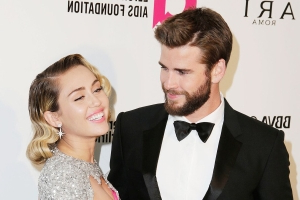 Boo! Watch Every Time Liam Hemsworth Scared Miley Cyrus