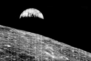Moon photos from the 1960s were developed in space—here's how